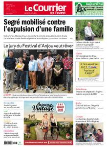 Le Courrier de l'Ouest Nord Anjou – 19 juin 2019