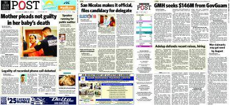The Guam Daily Post – June 21, 2018