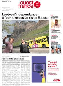 Ouest-France Édition France – 06 mai 2021