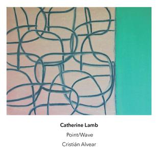 Cristián Alvear - Catherine Lamb: Point & Wave for Solo Guitar and Electronics (2019)