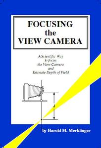 Focusing the View Camera
