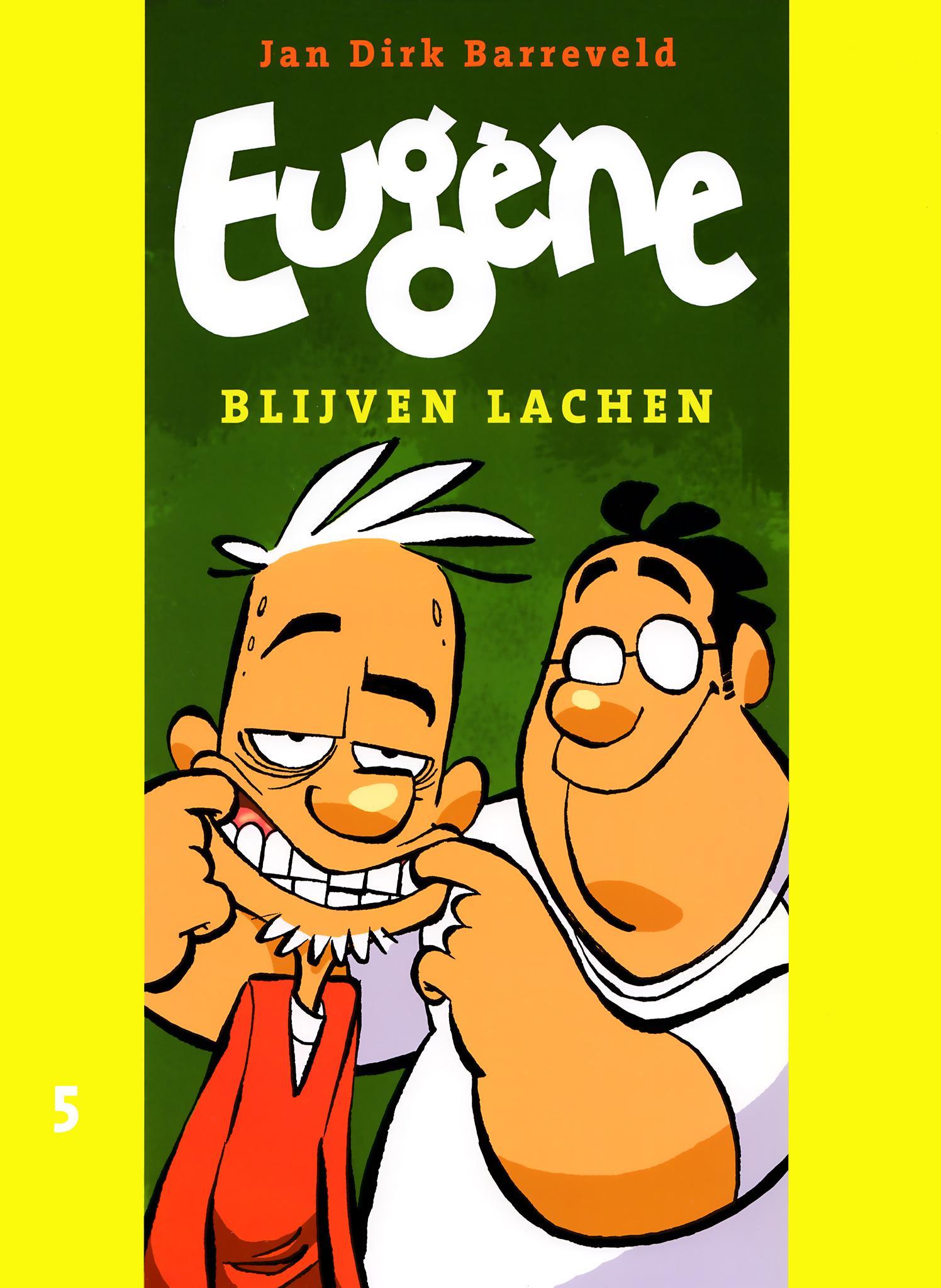 Eugne - 05 - Blijven Lachen
