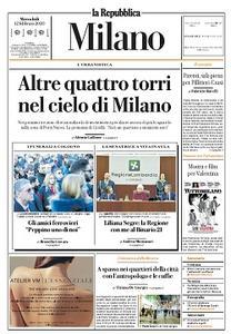 la Repubblica Milano - 12 Febbraio 2020