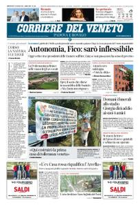 Corriere del Veneto Padova e Rovigo – 17 luglio 2019