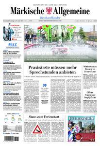 Märkische Allgemeine Westhavelländer - 13. April 2019
