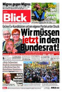 Blick – 01. November 2019