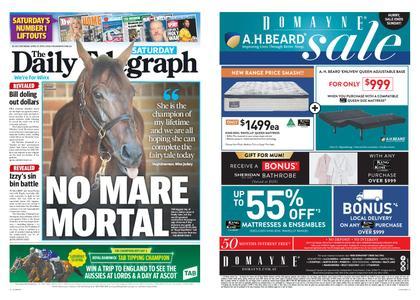 The Daily Telegraph (Sydney) – April 13, 2019