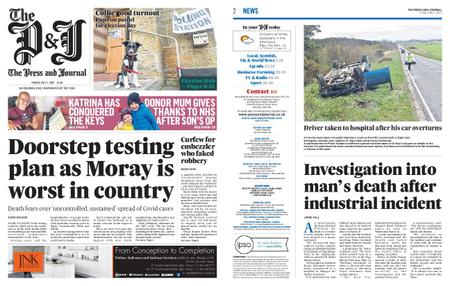 The Press and Journal Moray – May 07, 2021
