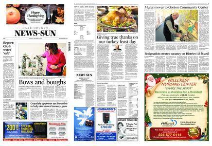 Lake County News-Sun – November 23, 2017