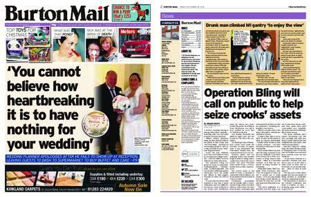 Burton Mail – September 28, 2018