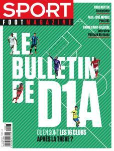 Sport Foot Magazine - 16 Janvier 2019