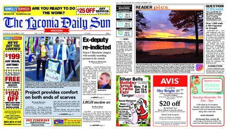 The Laconia Daily Sun – November 07, 2020