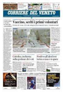 Corriere del Veneto Vicenza e Bassano – 02 agosto 2020