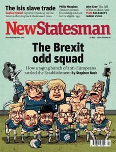 New Statesman - 27 May - 2 June 2016
