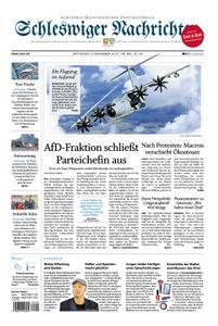 Schleswiger Nachrichten - 05. Dezember 2018