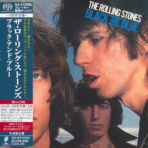 The Rolling Stones - Black And Blue (1976) [Japanese Limited SHM-SACD 2011 # UIGY-9079] PS3 ISO + Hi-Res FLAC