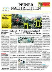 Peiner Nachrichten - 17. April 2018