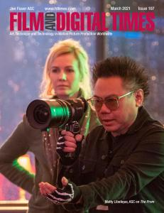 Film and Digital Times - Issue 107 - March 2021