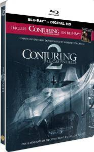 Conjuring 2 Le Cas Enfield / The Conjuring 2 (2016)