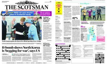 The Scotsman – September 05, 2017
