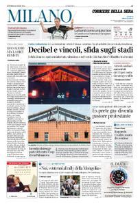 Corriere della Sera Milano – 19 luglio 2019