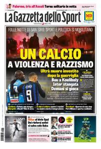 La Gazzetta dello Sport – 28 dicembre 2018