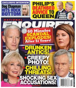 National Enquirer – January 13, 2020