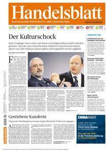 Handelsblatt - 19. Oktober 2015