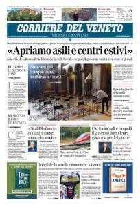 Corriere del Veneto Vicenza e Bassano - 15 Maggio 2020