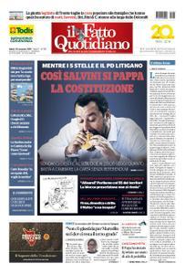 Il Fatto Quotidiano - 23 novembre 2019