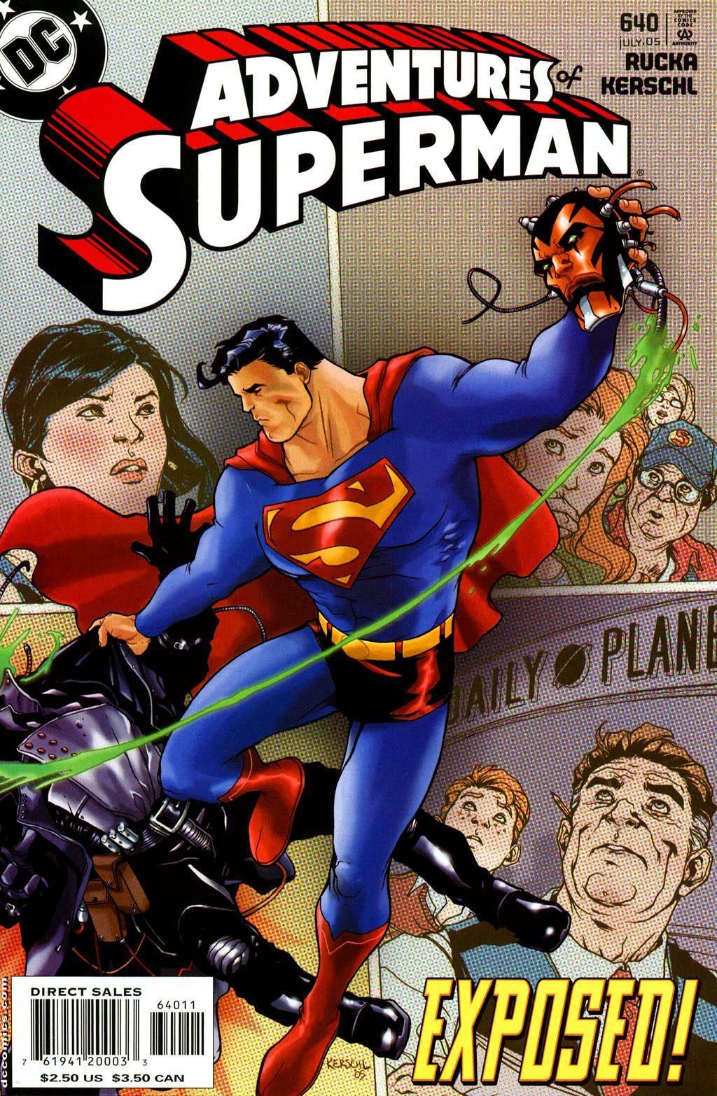 Adventures of Superman 640