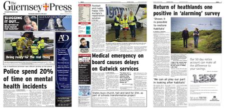 The Guernsey Press – 14 October 2019