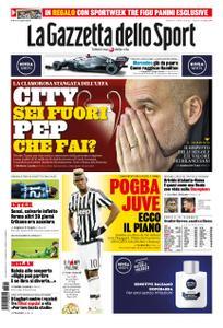 La Gazzetta dello Sport Sicilia – 15 febbraio 2020