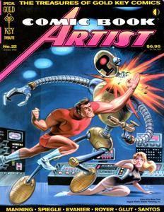 Comic Book Artist 22