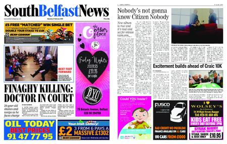 South Belfast News – February 11, 2019