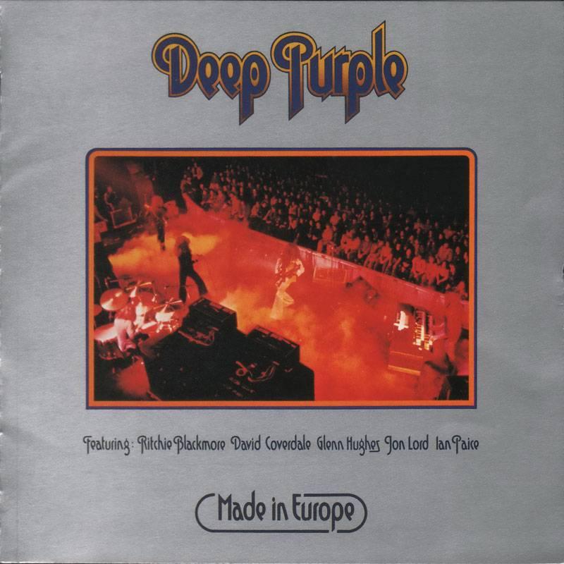 Deep Purple: Live Albums part 1 (1969 - 1988)