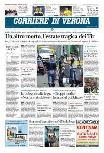 Corriere di Verona - 8 Agosto 2018