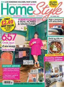 HomeStyle UK - October 2021