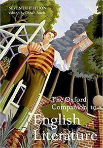 The Oxford Companion to English Literature (Oxford Companions)