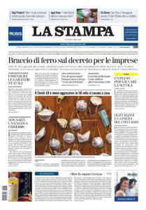 La Stampa Imperia e Sanremo - 3 Aprile 2020