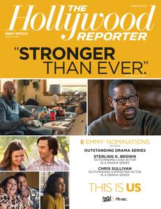 The Hollywood Reporter - August 16, 2021