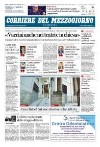 Corriere del Mezzogiorno Campania – 16 gennaio 2021