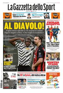 La Gazzetta dello Sport Cagliari - 19 Marzo 2021