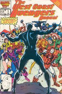 Avengers West Coast Annual 01