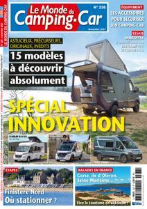 Le Monde du Camping-Car - novembre 2021