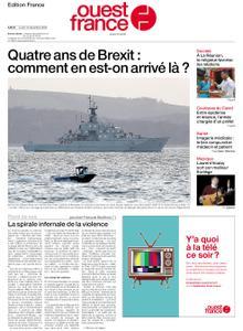 Ouest-France Édition France – 14 décembre 2020