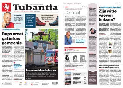 Tubantia - Enschede – 17 juli 2018