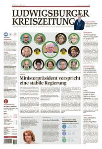Ludwigsburger Kreiszeitung LKZ - 12 Mai 2021