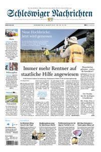 Schleswiger Nachrichten - 09. August 2018