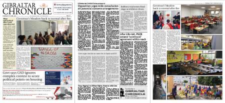 Gibraltar Chronicle – 15 April 2021